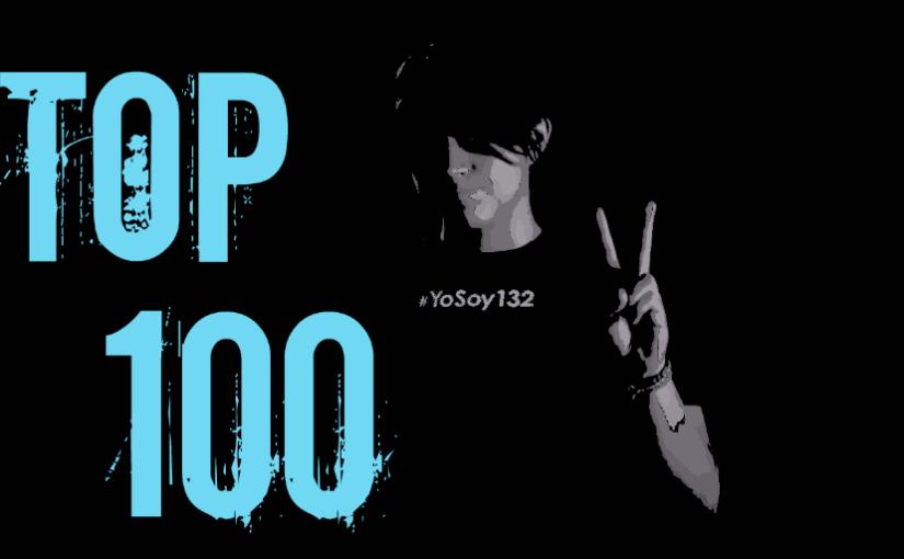 Los 100 tuiteros que más influyen en la percepción sobreYoSoy132