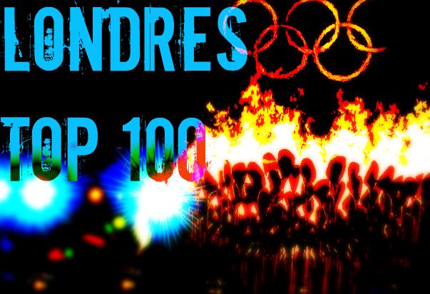 Los 100 tuiteros que más influyen en los Juegos Olímpicos Londres2012