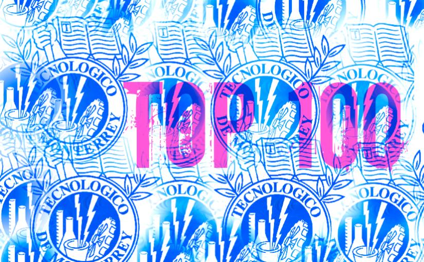 Los 100 tuiteros que más influyen en la percepción sobre el Tec deMonterrey
