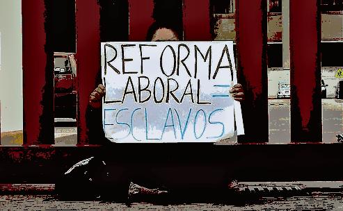 ¿Cuál es la percepción de los tuiteros sobre la ReformaLaboral?