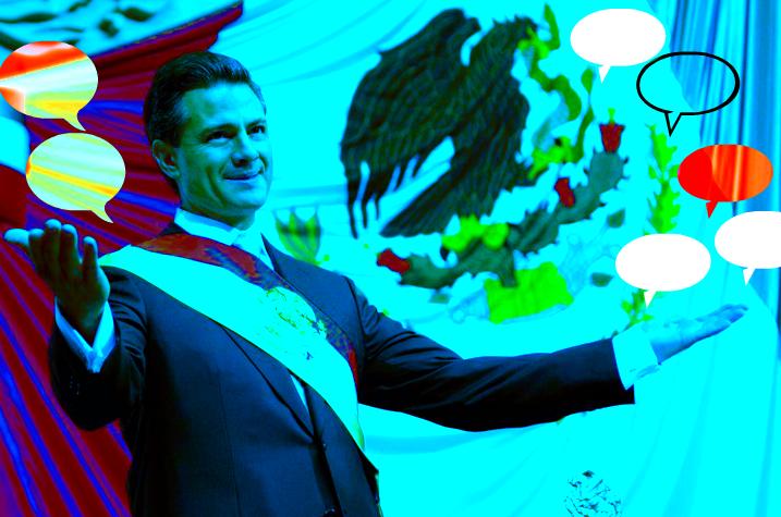 Foto: www.presidencia.gob.mx Ilustración: E.P.