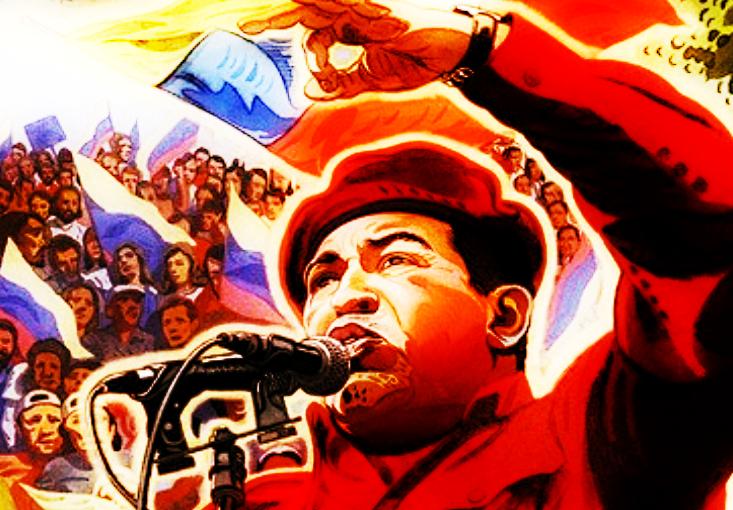 Diez adjetivos que describen a HugoChávez