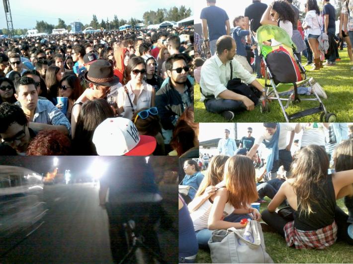 ¿Qué impacto causó en Twitter el Festival Corona Capital 2013?