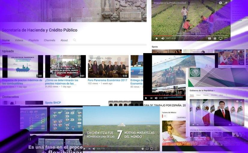 ¿Cuánto Gastó el Gobierno de México en sus Redes Sociales en2015?