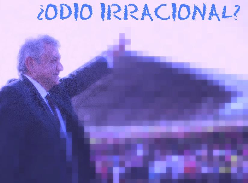 ¿Por qué la mitad de Twitter detesta a LópezObrador?