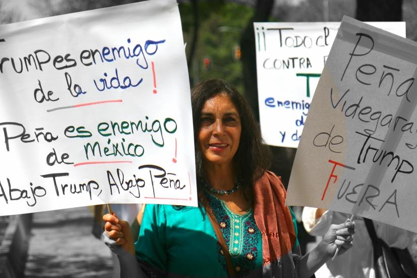 ¿Qué impacto generó en Twitter e Instagram la marcha#VibraMéxico?