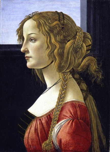 MujerIdeal-Botticelli
