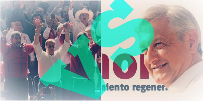 Meade vs. López Obrador | Semana 5 | Del 2 al 8 de enero del2018