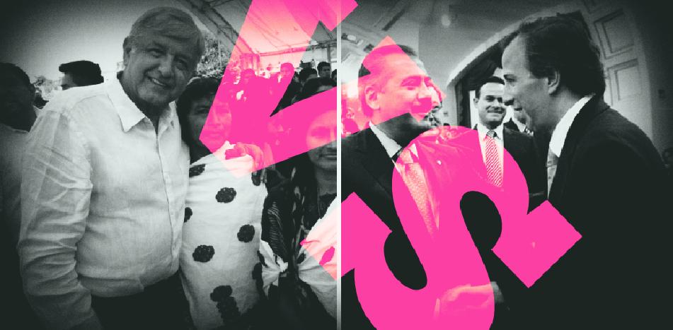 Meade vs. López Obrador | Semana 8 | Del 23 al 29 de enero del 2018