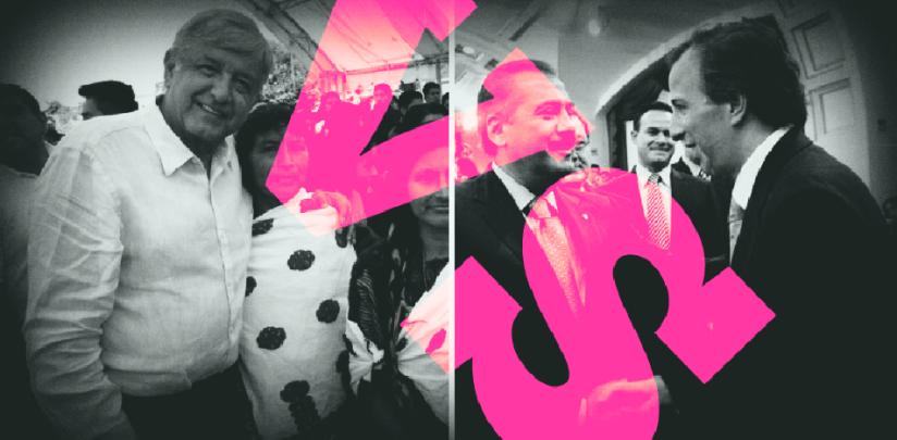 Meade vs. López Obrador | Semana 8 | Del 23 al 29 de enero del2018