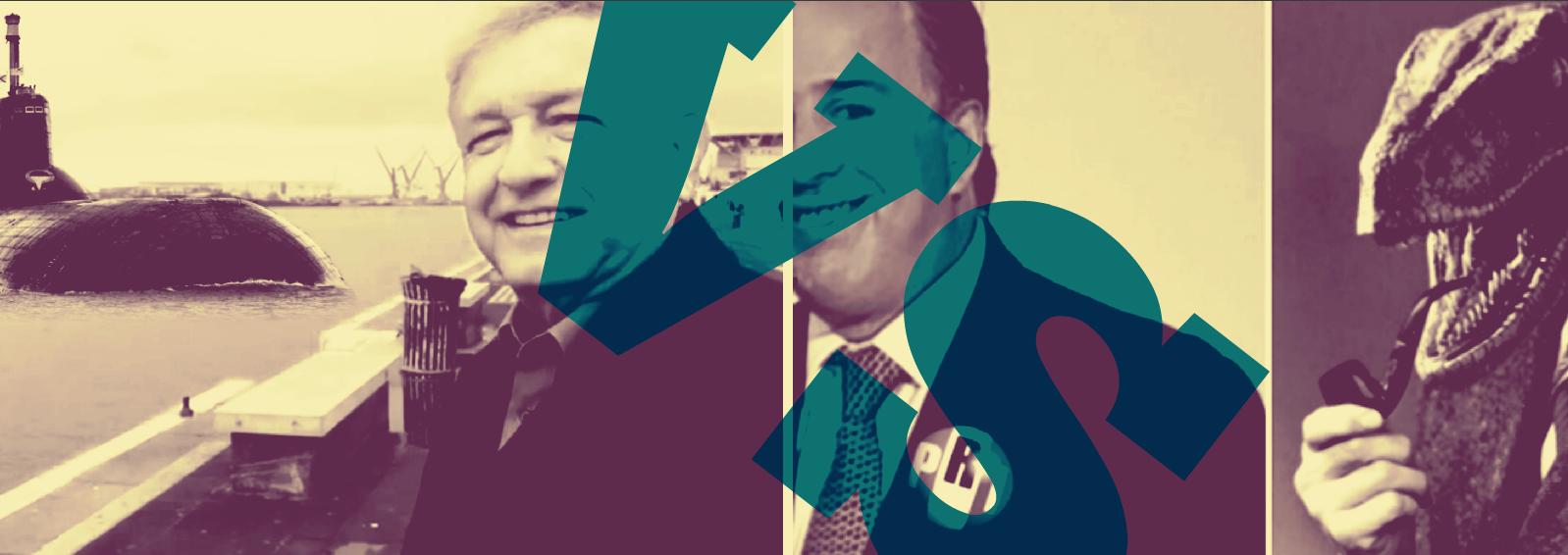 Meade vs. López Obrador | Semana 7 | Del 16 al 22 de enero del 2018