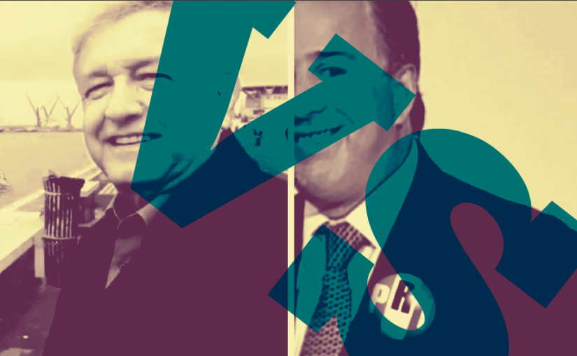 Meade vs. López Obrador | Semana 7 | Del 16 al 22 de enero del2018