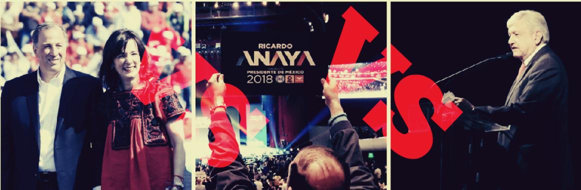 Meade vs. López Obrador vs. Anaya | Semana 11 | Del 13 al 19 de febrero del 2018