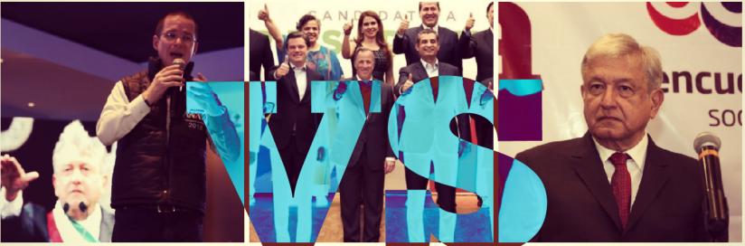 Meade vs. López Obrador vs. Anaya | Semana 12 | Del 20 al 26 de febrero del2018