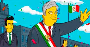 Dibijo-LosSimpsons-LopezObrador