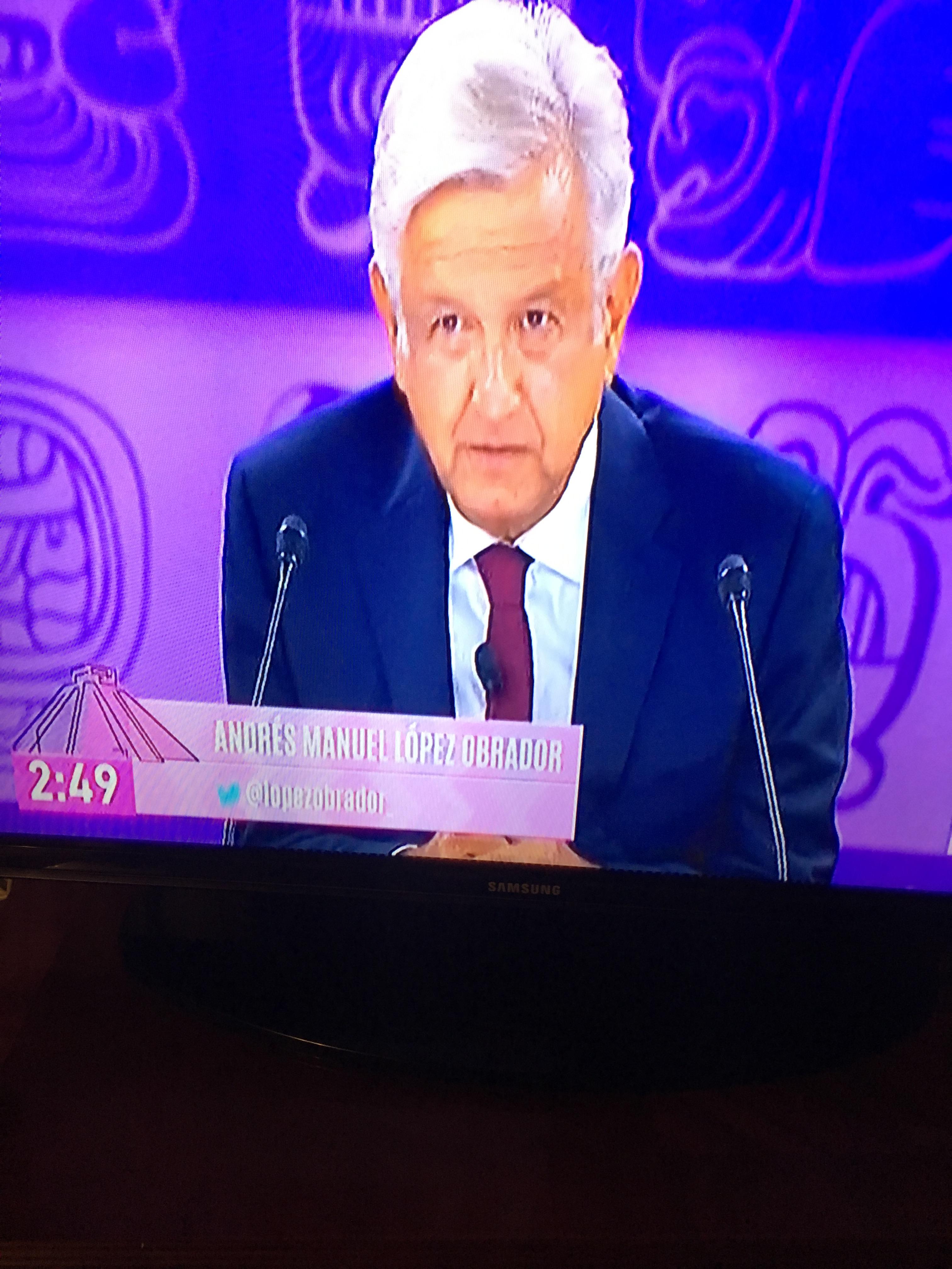 Tercer debate presidencial. ¿Qué buscaron los mexicanos en Google?